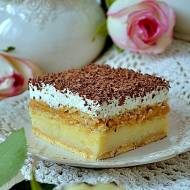 Ciasto Toffi bez pieczenia – Krakersik
