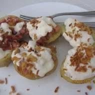 Ziemniaki z piekarnika z pysznymi dodatkami