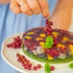 Galaretka z owocami – idealna na lato!