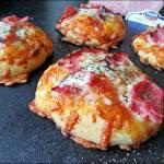 Bułeczki Pizzowe z Karczkiem