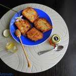 Tosty francuskie czyli chleb w jajku