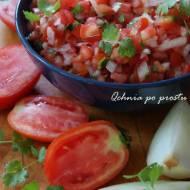 Salsa pomidorowa - PICO DE GALLO