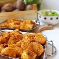 Ziemniaki pieczone w chrupiącej panierce