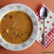 Zupa ziemniaczana z wędzoną papryką