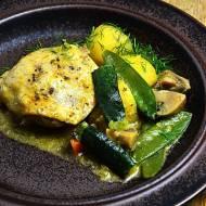 Kurczak z warzywami (danie jednogarnkowe)