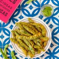 Peixinhos da Horta - zielona fasolka w tempurze