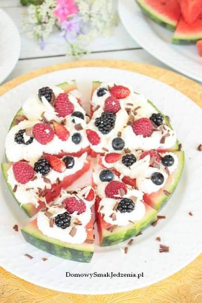 pizza z arbuza