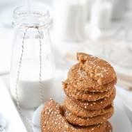 Przepyszne ciastka sezamowe (bezglutenowe, paleo)