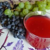 Winogronowy kisiel najlepszy na świecie