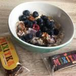 Zdrowe śniadanie w kilka chwil