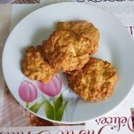 Delikatne ciasteczka owsiane z białą czekoladą – soft oatmeal cookies with white chocolate