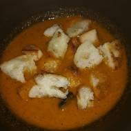 Zupa pomidorowa z tymiankiem -  Prosta o ciekawym ,pysznym smaku