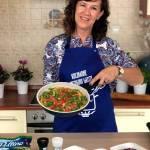 Prosta i szybka frittata z warzywami - przepis z filmem