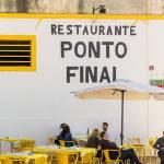 Restaurante Ponto Final - najbardziej klimatyczna restauracja w Lizbonie