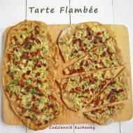 Tarte Flambée (Flàmmeküeche).