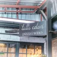 Tutti Colori – pizza prawdziwie włoska