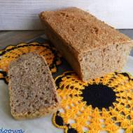 Chleb pszenno - jęczmienny na zakwasie pszennym z pieprzem syczuańskim