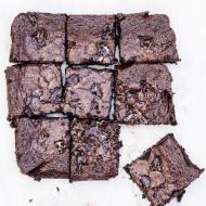 Brownie super czekoladowe
