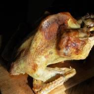 Jak upiec wiejskiego kurczaka , żeby był miękki i soczysty