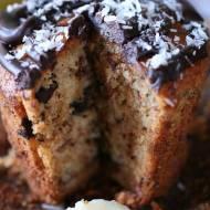 Muffiny bananowe z kawałkami czekolady