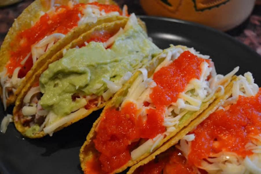 Danie w stylu meksykańskim