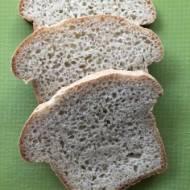 Szybki chleb orkiszowy – na drożdżach.
