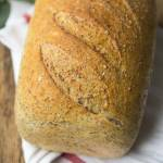 Szybki chleb pszenny mieszany z makiem…