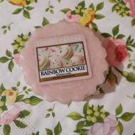 Czwartki z Yankee Candle RAINBOW COOKIE