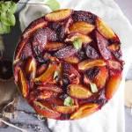 Łatwa tarta ze śliwkami / Easy plum tart