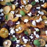 Zapiekanka z ziemniakami i cukinią