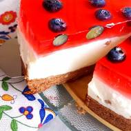 Ciasto z nutellą i sucharkami