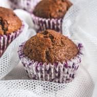 Najlepsze czekoladowe muffinki