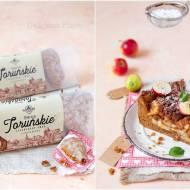 Piernikowa szarlotka / Gingerbread apple pie