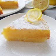 Tarta z kremem cytrynowym (Crostata alla crema di limoni)