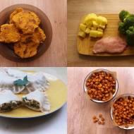 14 dań obiadowych i przekąsek dla niemowlaka (bez mleka)