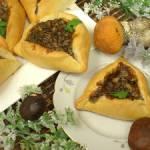 Bułeczki drożdżowe z grzybami