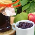Dżem aroniowo-gruszkowo-jabłkowy