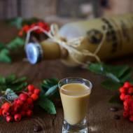 Domowy likier  krówkowo-kawowy