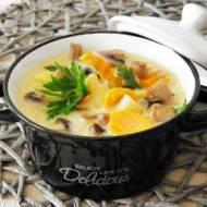 Zupa pieczarkowa - szybka w wykonaniu