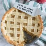 Idealne ciasto na apple pie