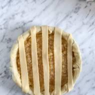 Jak zrobić kratkę z ciasta na apple pie ?