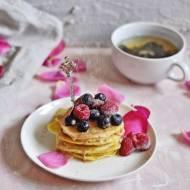 Pancakes z mąką z tapioki