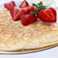 Omlet z serkiem mascarpone