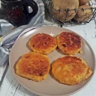 Burgery ziemniaczano – marchewkowe