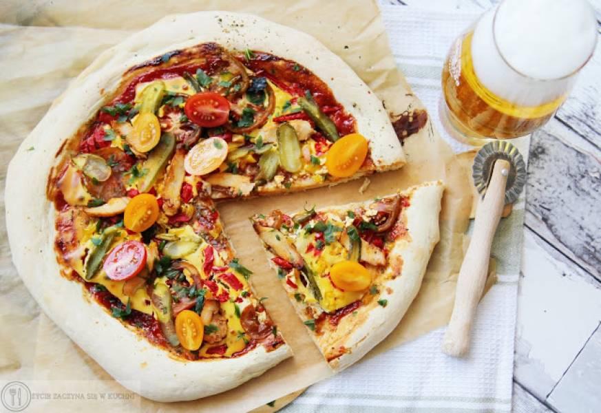 Pizza przepis podstawowy