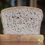 Chleb z kaszy gryczanej - tylko 3 składniki!