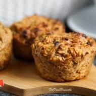 Jabłkowe muffiny z cynamonem