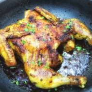Pieczony kurczak taco