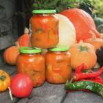 Cukinia z chilli do słoików , przetwory