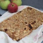 Przepis #173 Ciasto z jabłkami i cynamonem - bez mąki, jajek i mleka